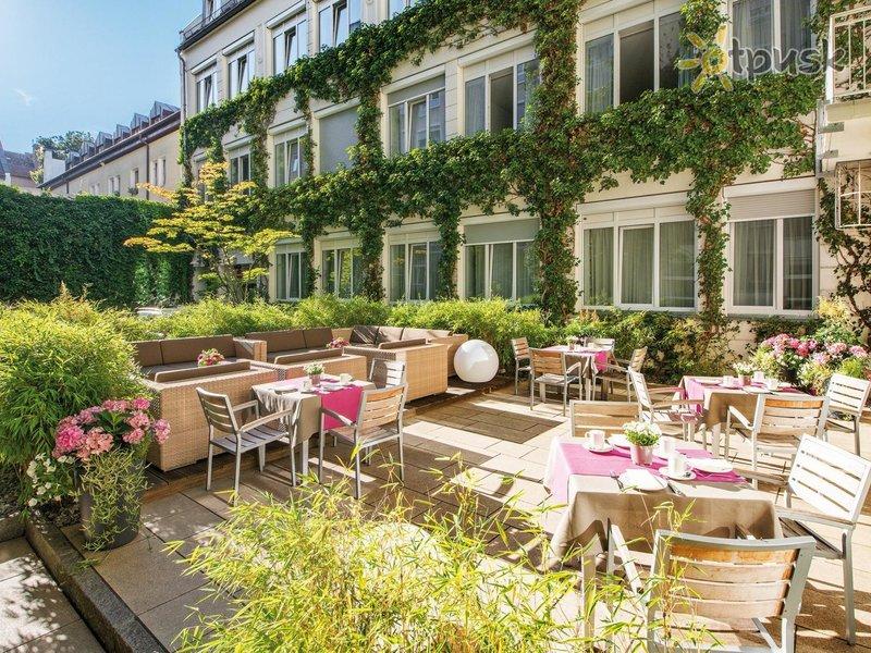 Отель Atrium Hotel 4* Мюнхен Германия