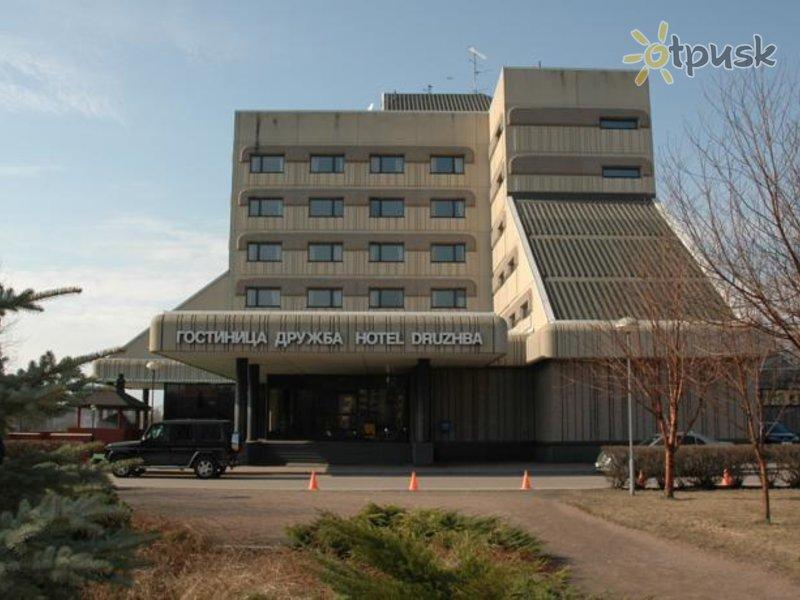 Отель Дружба 3* Выборг Россия