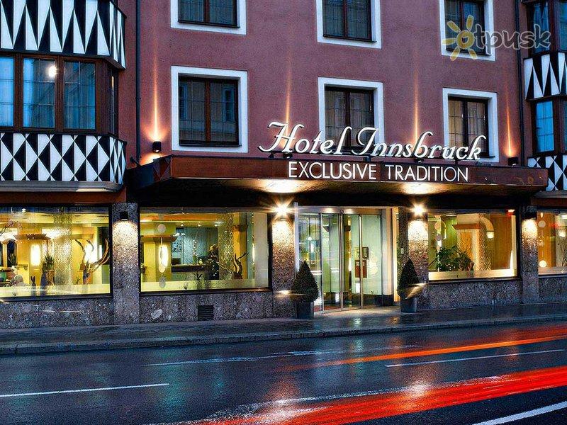 Отель Innsbruck Hotel 4* Инсбрук Австрия