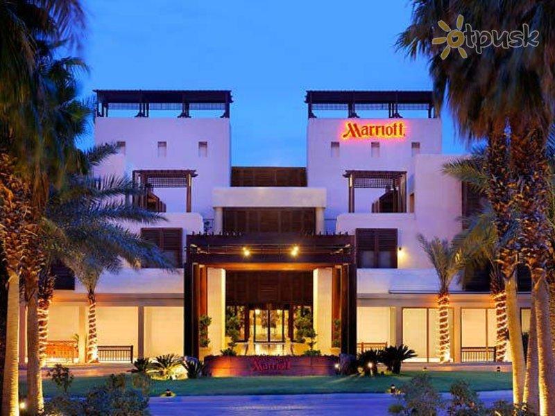 Отель Jordan Valley Marriott Resort & Spa 5* Мертвое море Иордания