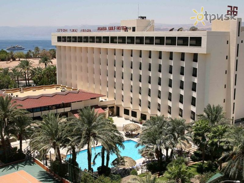 Отель Aqaba Gulf Hotel 3* Акаба Иордания