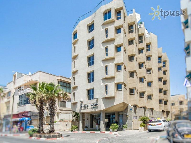 Отель Maxim Hotel Tel Aviv 3* Тель-Авив Израиль