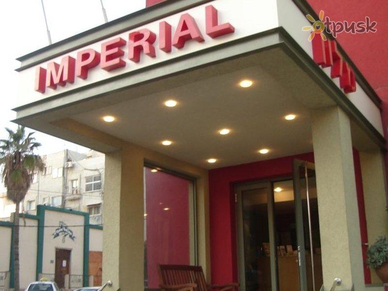 Отель Imperial Hotel Tel Aviv 3* Тель-Авив Израиль