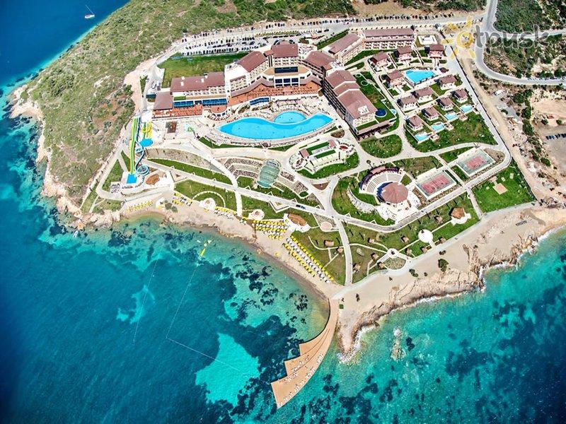 Отель Euphoria Aegean Resort & Spa 5* Кушадасы Турция