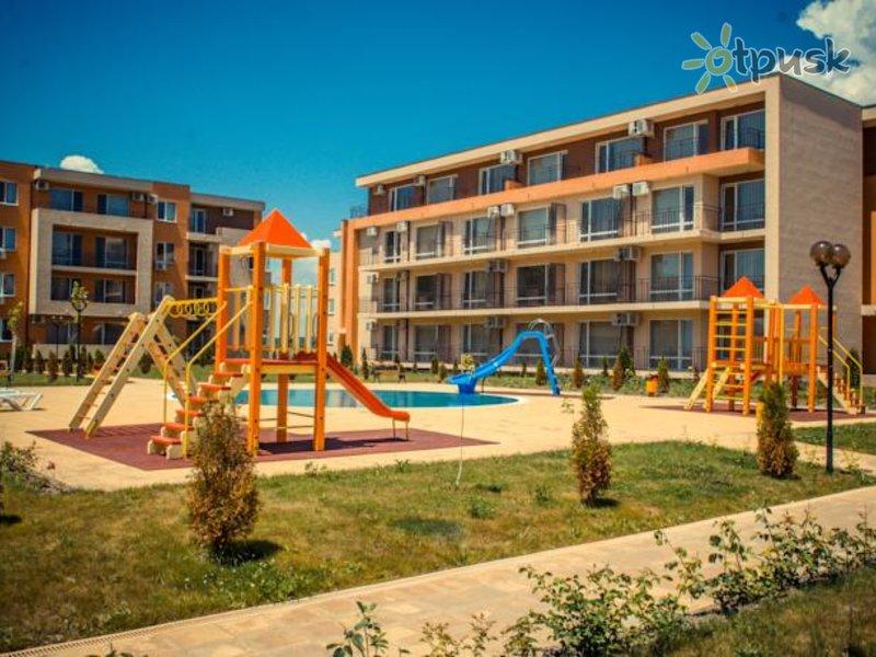 Отель Orchid Fort Garden 3* Солнечный берег Болгария