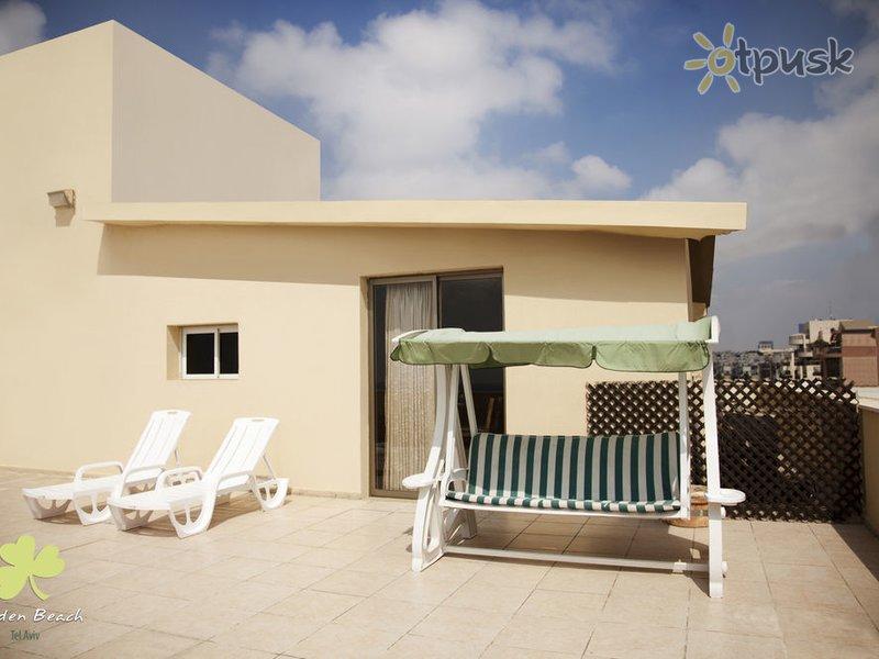 Отель Golden Beach Hotel Tel Aviv 3* Тель-Авив Израиль