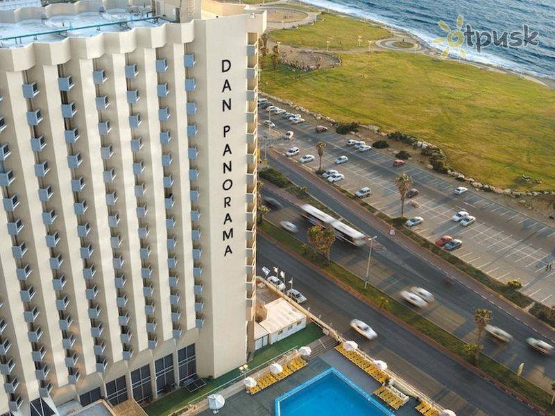 Отель Dan Panorama Tel Aviv Hotel 5* Тель-Авив Израиль