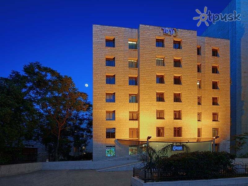Отель Caesar Premier Jerusalem Hotel 4* Иерусалим Израиль