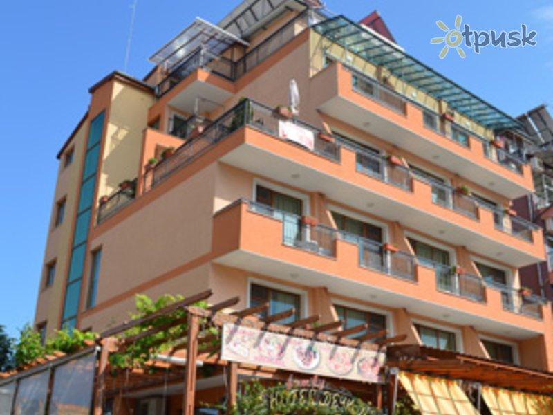 Отель Family Hotel Deykin 2* Солнечный берег Болгария