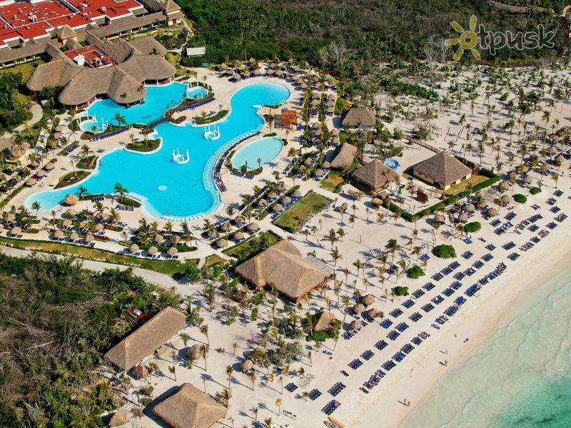 Отель Grand Palladium Colonial Resort & Spa 5* Ривьера Майя Мексика