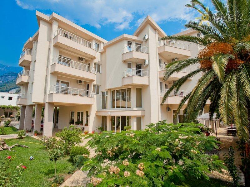 Отель Residence Bella 3* Будва Черногория