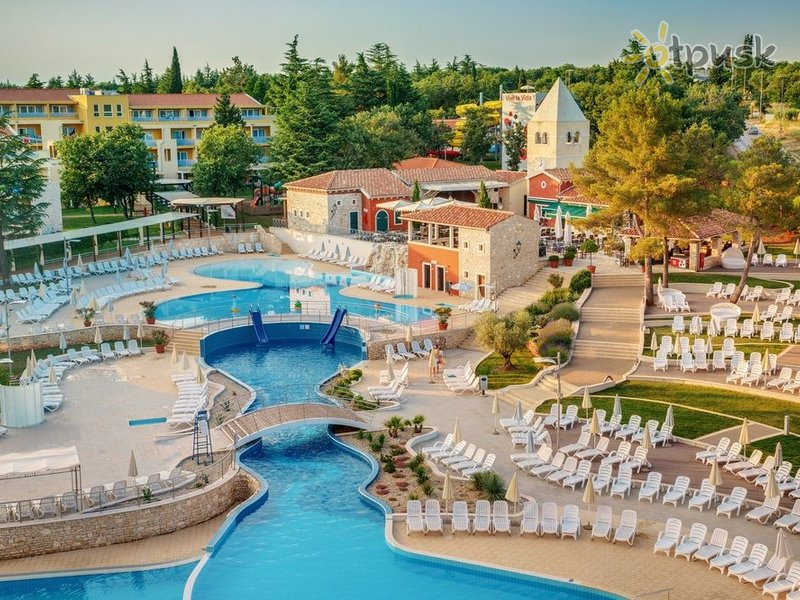 Отель Sol Garden Istra 4* Умаг Хорватия