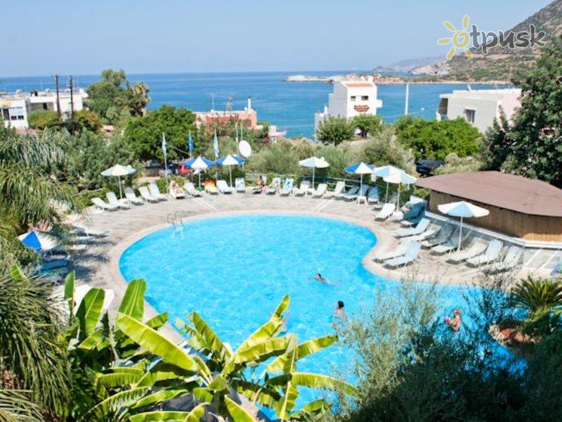 Отель Lisa Mari Hotel 2* о. Крит – Ретимно Греция