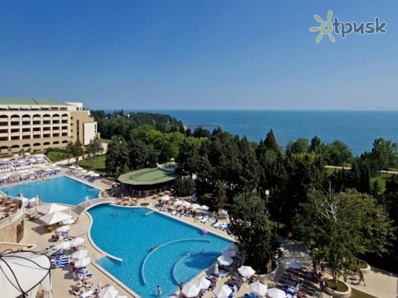 Отель Sol Nessebar Palace Hotel 5* Несебр Болгария