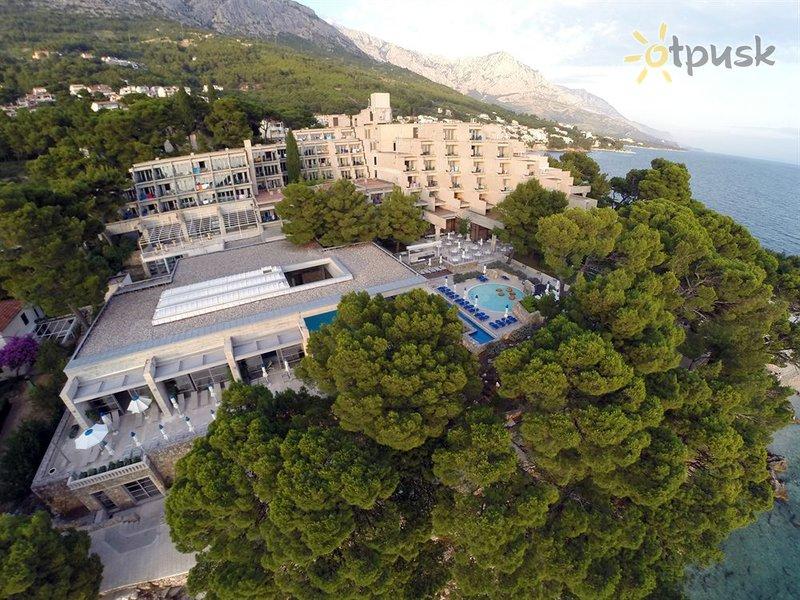 Отель Bluesun Soline 3* Брела Хорватия