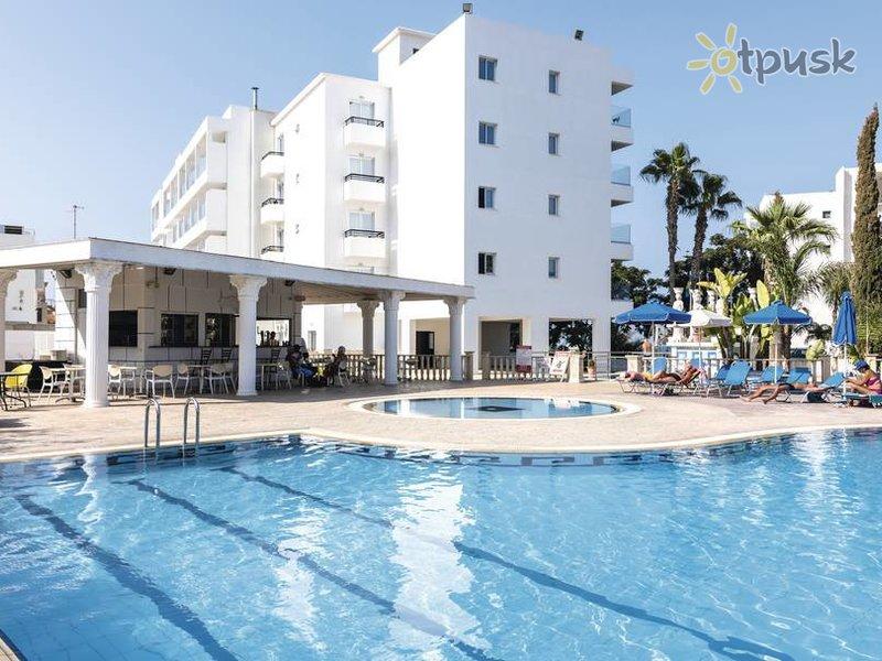 Отель Chrystalla Hotel 3* Протарас Кипр