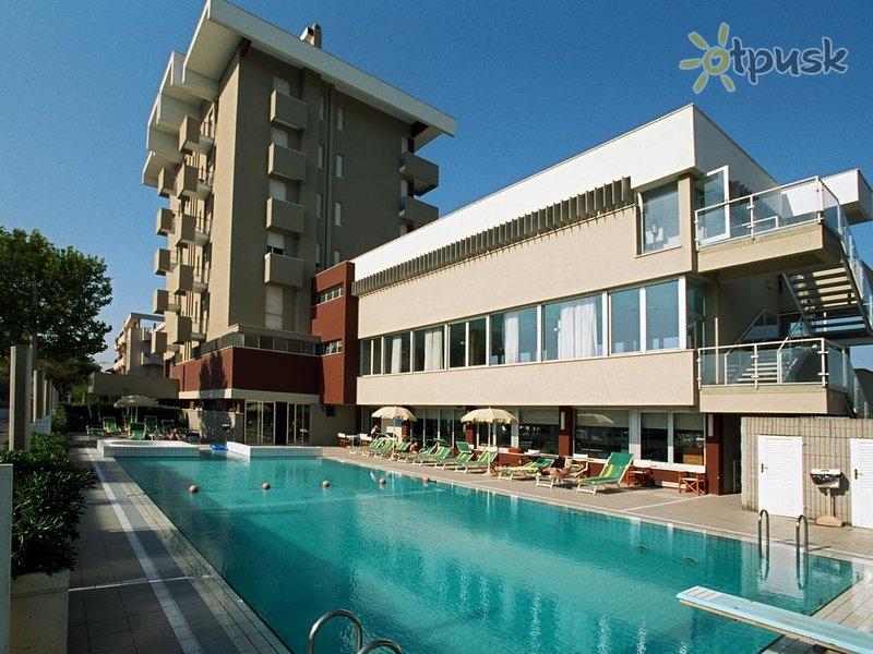 Отель Ascot Hotel 4* Римини Италия