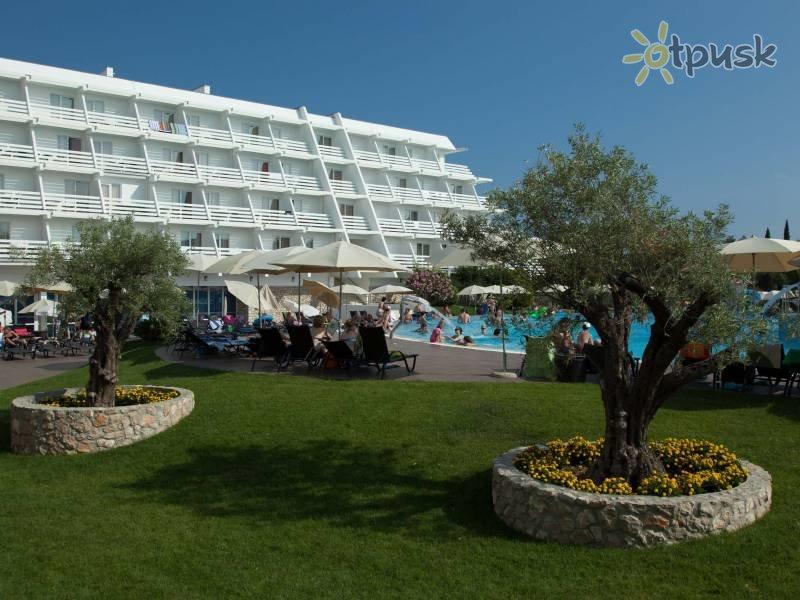 Отель Olympia Hotel 4* Водице Хорватия