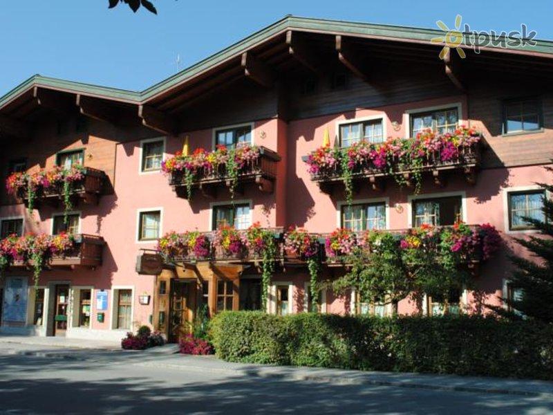 Отель Alpenrose Pension 3* Капрун Австрия