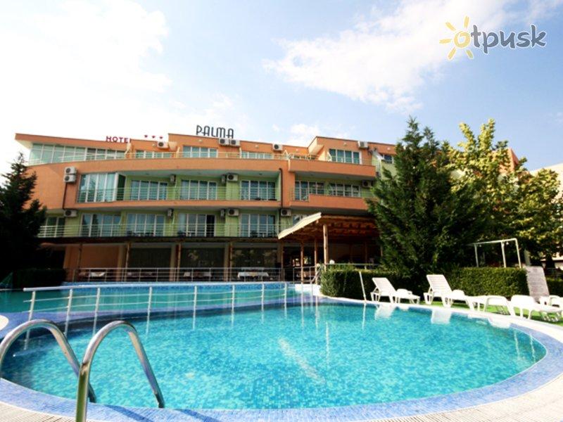 Отель Пальма 3* Солнечный берег Болгария