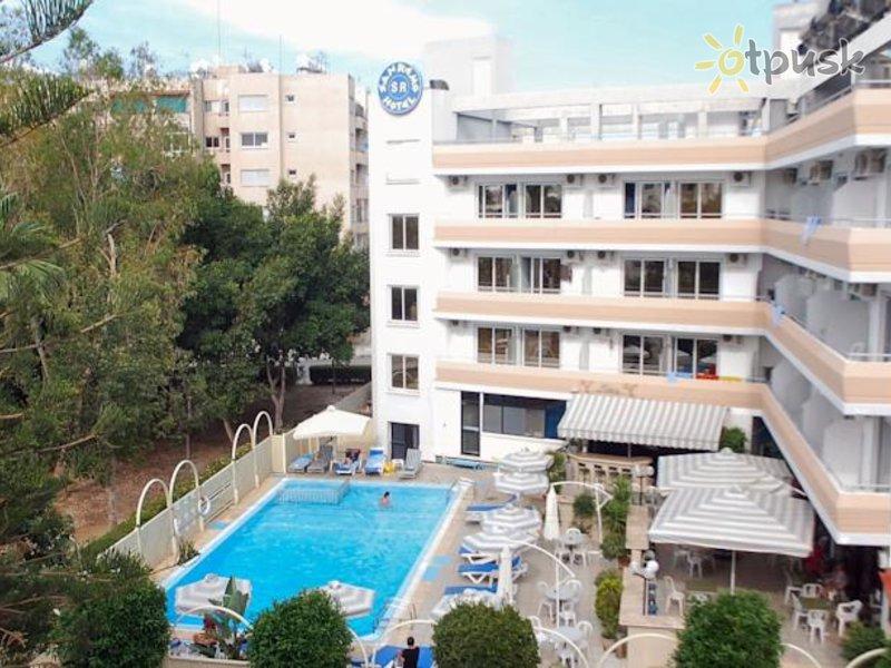 Отель San Remo 2* Ларнака Кипр