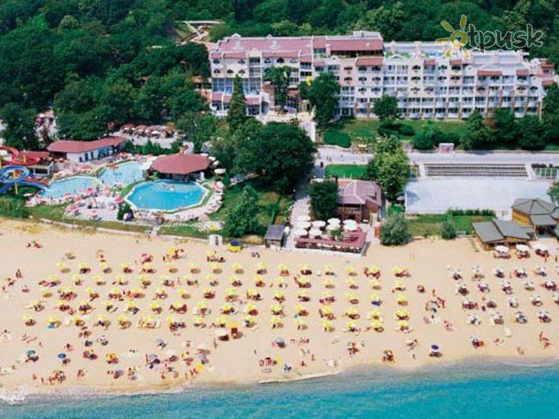 Отель Сирена 3* Золотые пески Болгария