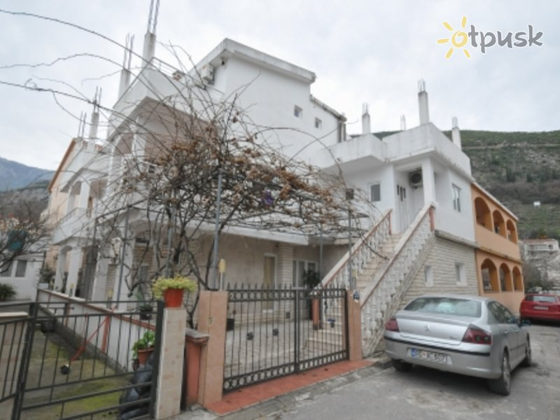 Отель Brajic Apartments 3* Будва Черногория