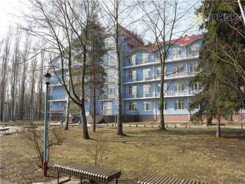 Отель Метро 3* Летки Украина