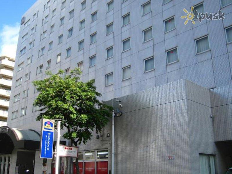 Отель Best Western Tokyo Nishikasai 3* Токио Япония