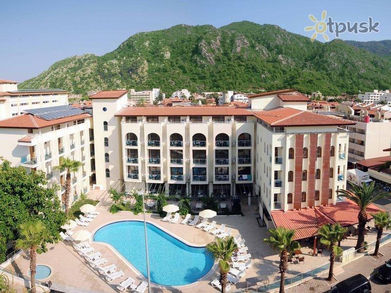 Отель Diana Hotel 4* Мармарис Турция