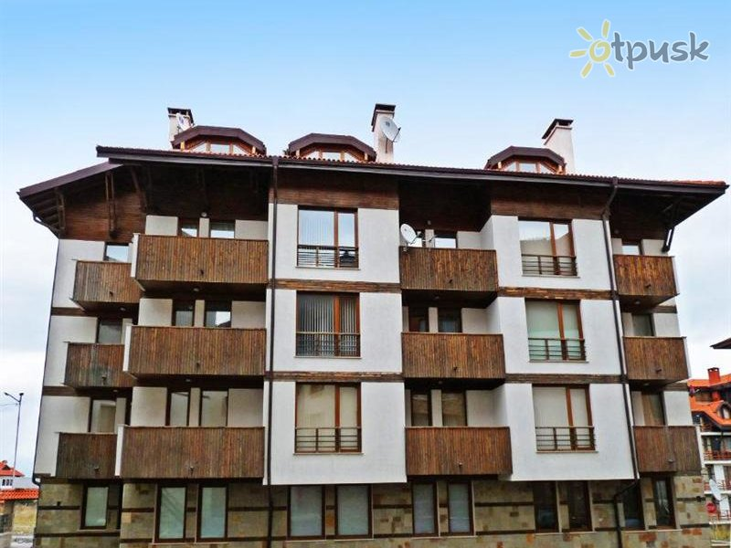 Отель Магерница 3* Банско Болгария