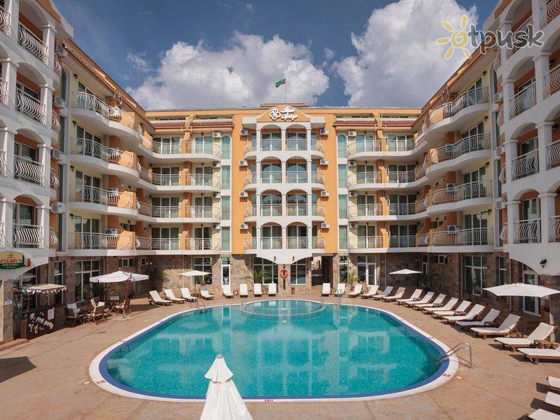 Отель Silver Springs Apartments 3* Солнечный берег Болгария