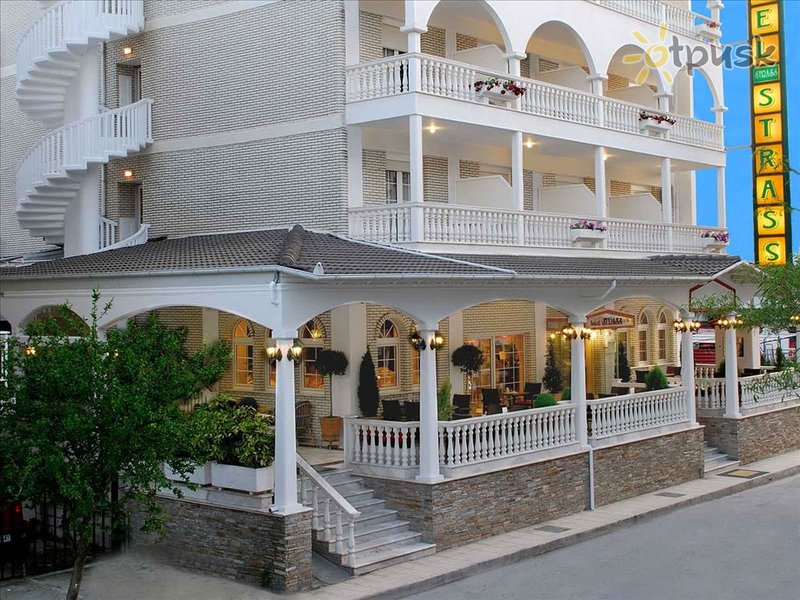 Отель Strass Hotel 3* Пиерия (Паралия Катерини) Греция