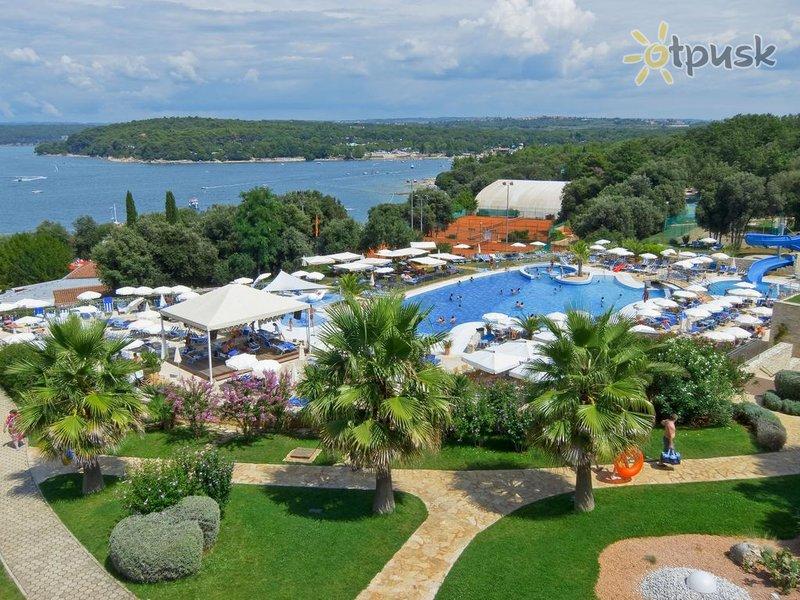 Отель Valamar Club Tamaris 4* Пореч Хорватия