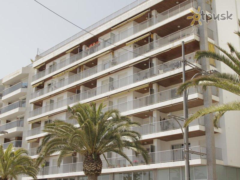 Отель Borodin Apartments 2* Коста Брава Испания