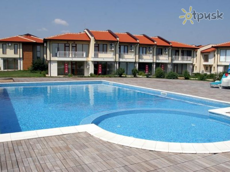Отель Lighthouse Apartments & Villas 3* Балчик Болгария