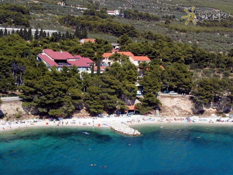 Отель Urania Bungalows 2* Башка Вода Хорватия