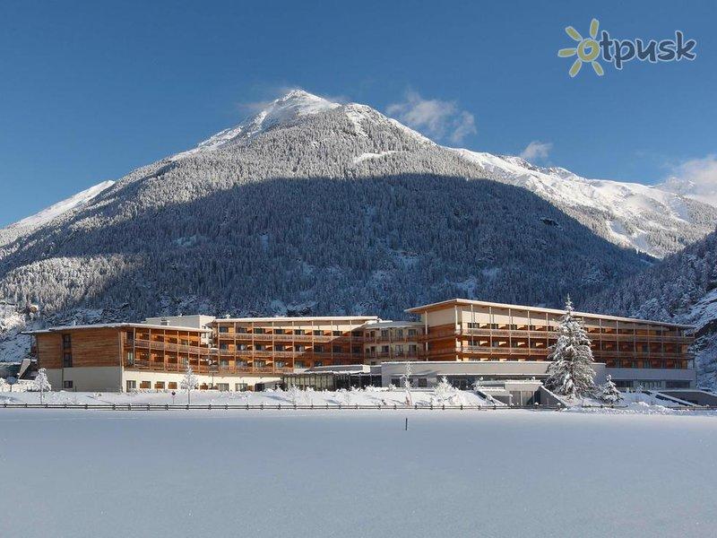 Отель Aqua Dome 4* Зельден Австрия