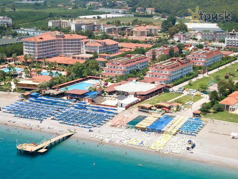 Отель Sailor's Beach Club 4* Кемер Турция