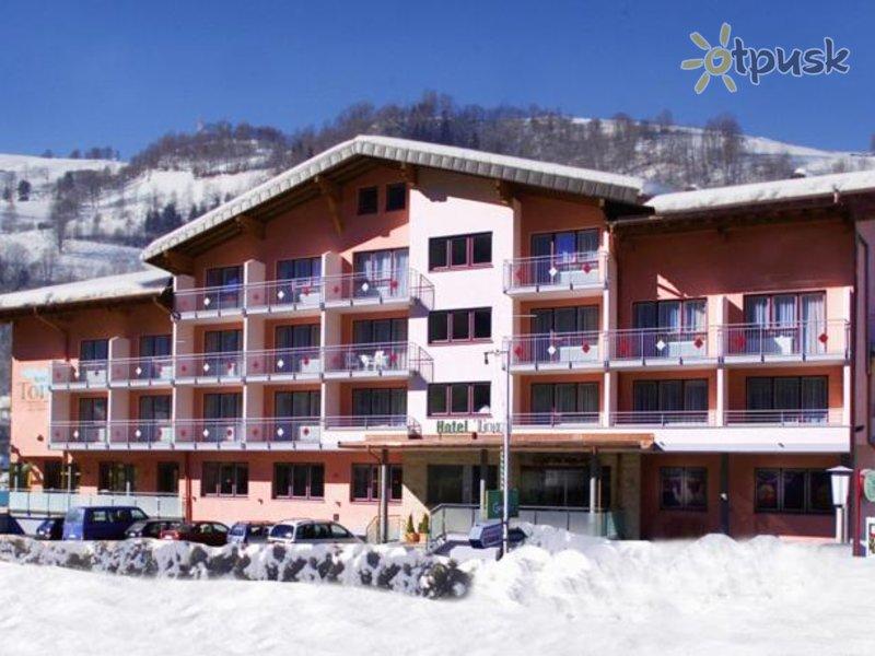Отель Toni Hotel 4* Капрун Австрия