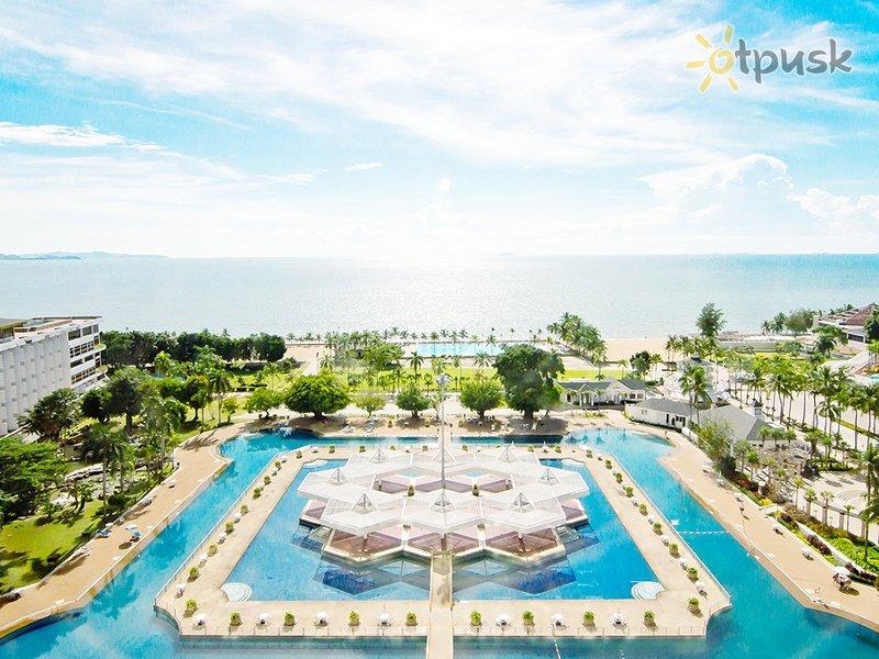 Отель Ambassador City Jomtien 3* Паттайя Таиланд
