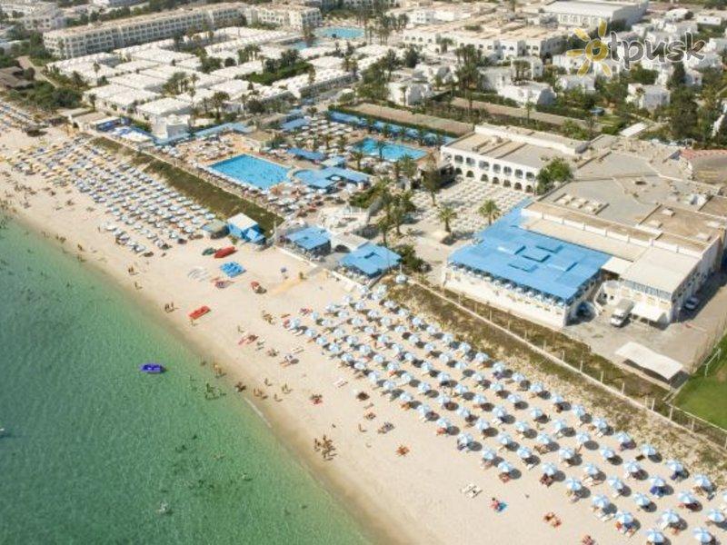 Отель El Mouradi Club Selima 3* Порт Эль Кантауи Тунис