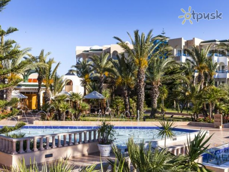 Отель Hasdrubal Thalassa & Spa Yasmine Hammamet 5* Хаммамет Тунис