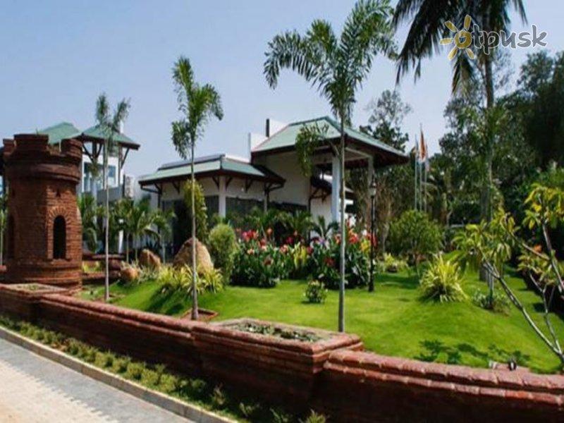Отель Ruins Chaaya Hotel 4* Полоннарува Шри-Ланка