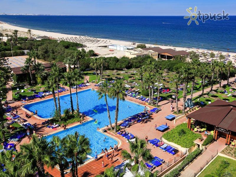 Отель Sahara Beach Aquapark Resort 3* Монастир Тунис
