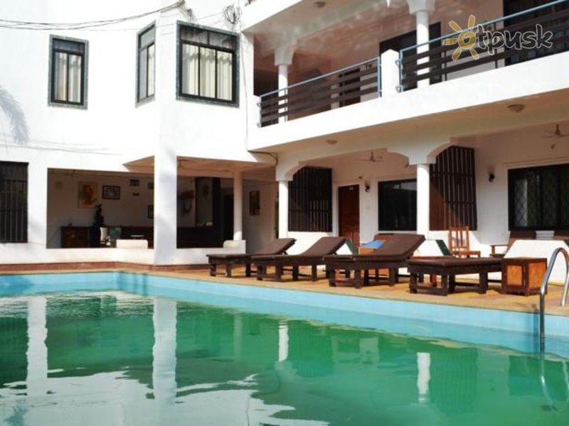 Отель Pleasure Beach Resort 3* Северный Гоа Индия