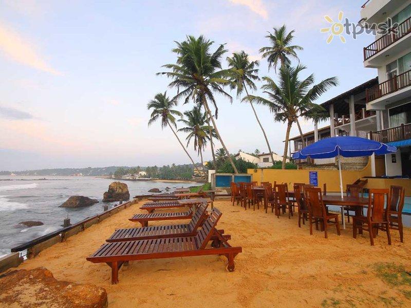 Отель Rock Fort Hotel 3* Унаватуна Шри-Ланка