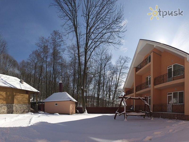 Отель Гостинний двір на Санаторній 320 2* Синяк Украина - Карпаты