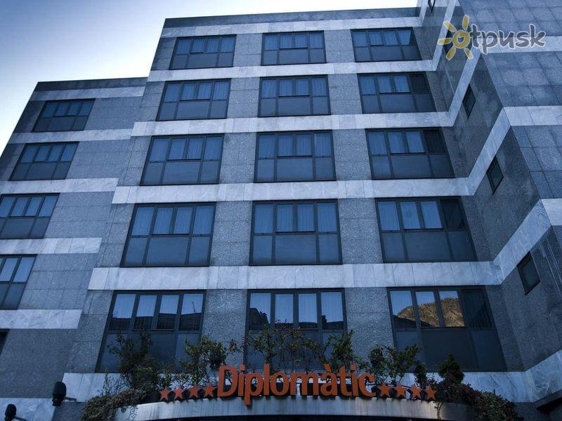 Отель Zenit Diplomatic 4* Андорра Ла Велья Андорра