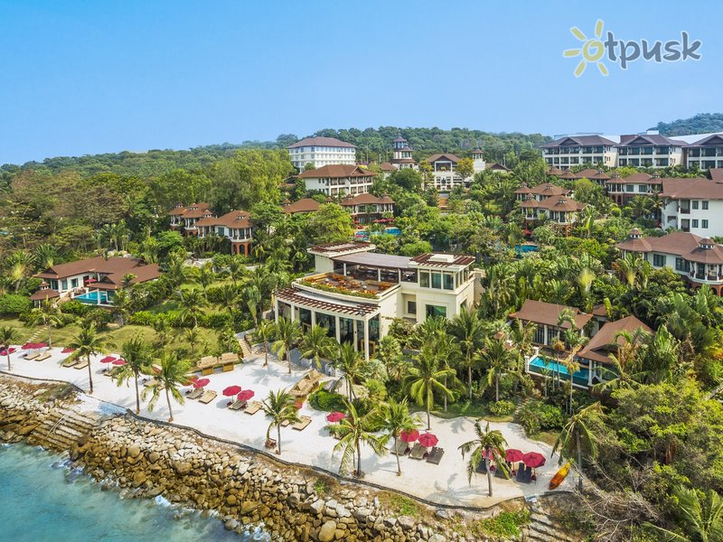 Отель InterContinental Pattaya Resort 5* Паттайя Таиланд